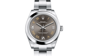Reloj Rolex para mujer Oyster Perpetual Oystersteel 177200