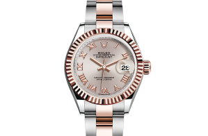 Reloj Rolex para mujer Datejust Oystersteel y Everose gold 279171