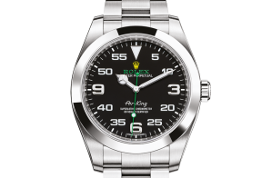 Reloj Rolex para hombres Air-King Oystersteel 116900