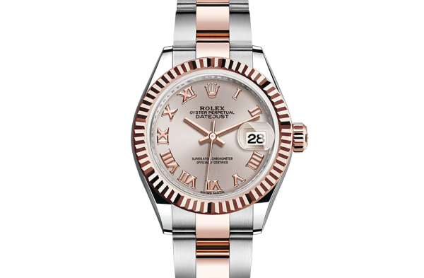 44e2f149fa7f Reloj Rolex para mujer Datejust Oystersteel y Everose gold 279171 - Datejust